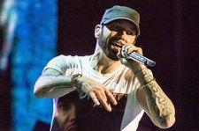 Eminem's Definition of 'Stan' Has Been Added to the Merriam-Webster Dictionary