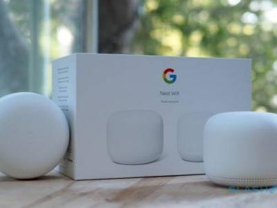 Nest Wifi Review - Mesh network with a side of Google Assistant