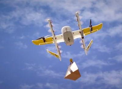 Wing launches the first commercial drone delivery service in the United States