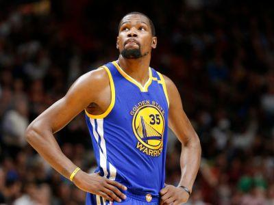 Kevin Durant says he won't visit the White House if the Warriors are invited