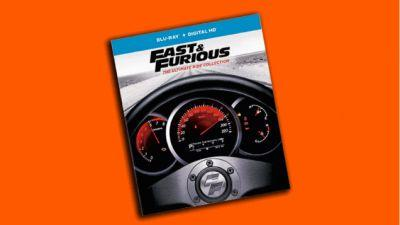 Comment Of The Day: You Won't Believe What Car Is Actually On ThisFast & Furious DVD Box