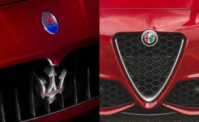 Report: FCA May Spin Off Alfa Romeo and Maserati Brands