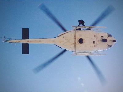 5 dead, 1 injured in New Mexico helicopter crash