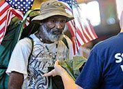Stand Downs Connect Homeless Veterans with Valuable Services