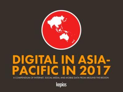 Everything you need to know about the state of digital in Asia-Pacific in 2017