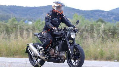 Spied! Husqvarna Vitpilen 701 Nearing Production