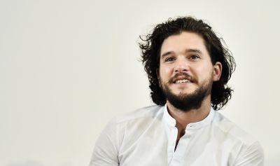 In Case You Were Wondering, 'Game of Thrones' Star Kit Harington Is Just as Hot With Short Hair