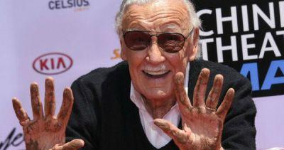 Watch Stan Lee's Handprint Ceremony at the Legendary TCL Chinese Theater