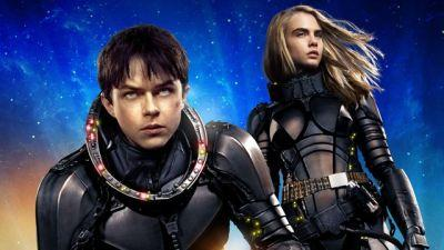 Video: Go Behind the Scenes of Luc Besson's Valerian