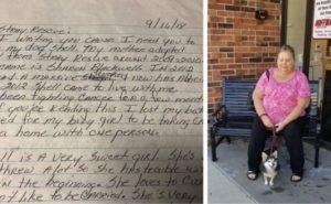 Shelter Receives Heartbreaking Letter From Senior Dog's Owner