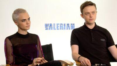 Video: Explore the Future with Luc Besson and His Valerian Cast