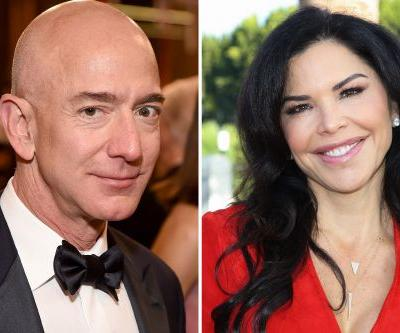 Inside Jeff Bezos' PDA-filled date with Lauren Sanchez