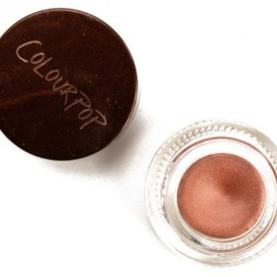 ColourPop Brown Sugar Crème Gel Colours Reviews & Swatches