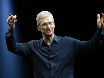 Tim Cook thanks employees in memo following record-setting $1 trillion market cap