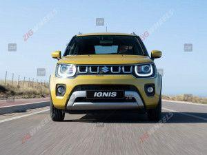 Maruti Suzuki Ignis Facelift In The Works Expected To Debut At Auto Expo 2020