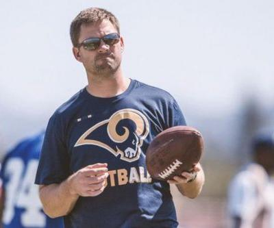 Reports: Rams' Zac Taylor favorite to be Bengals' next coach