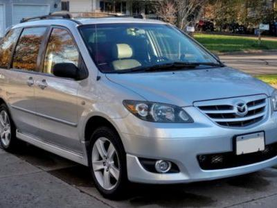 This 270,000-Mile Mazda MPV Is a High-Mileage Hero