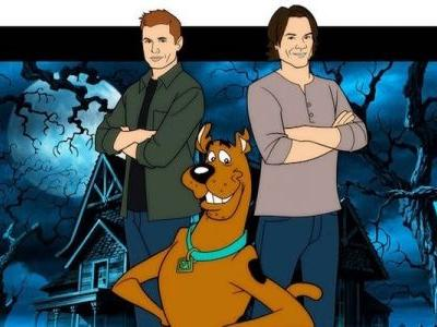 Supernatural & Scooby-Doo Crossover to Debut at PaleyFest 2018