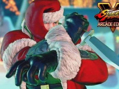 Throw Down in Oddly Charming Street Fighter V Holiday Costumes