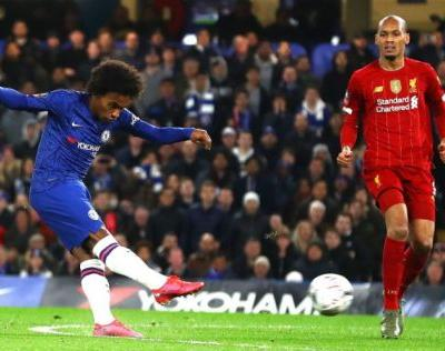 Opinion: Why Liverpool could be the mystery club rivalling Arsenal for Willian transfer