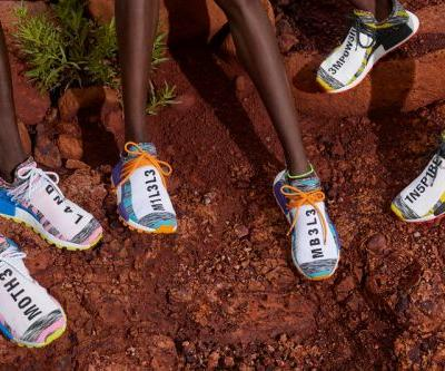 "Pharrell & adidas Originals Officially Reveal ""SOLARHU"" Pack in New Lookbook"