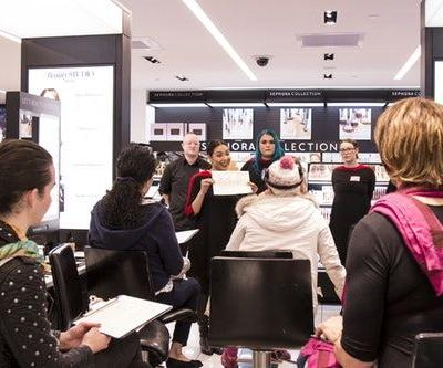 Sephora's New Bold Beauty Classes Will Offer Makeup Techniques For The Trans Community