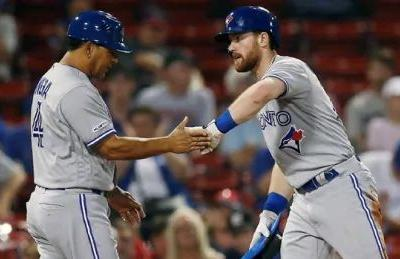 Game Wrap: Blue Jays shell Red Sox in blowout at Fenway