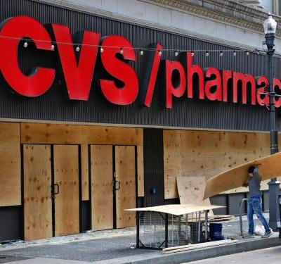 CVS has temporarily closed about 60 stores amid looting and protests