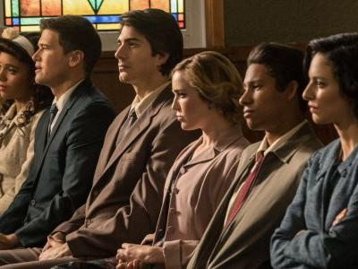 Legends of Tomorrow Have to Save Elvis in 'Amazing Grace' Trailer
