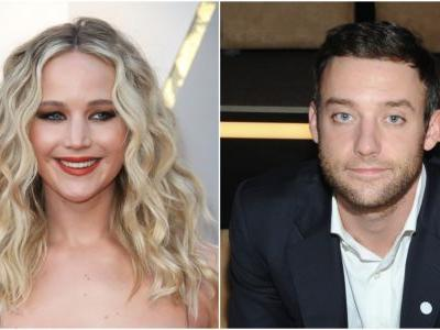 Jennifer Lawrence's New Fiancé Cooke Maroney Is An Art Dealer, Which Is Perfect Because She's a Masterpiece