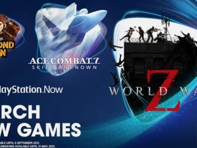 PlayStation Now: March New Games Feature 'World War Z,' 'inFamous Second Son,' and MORE Up for Grabs