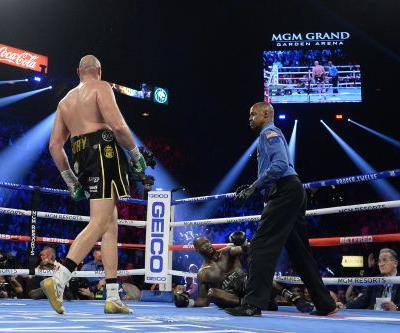 MMA fighters react to Tyson Fury's TKO of Deontay Wilder in rematch
