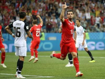 World Cup 2018: Switzerland advances with Costa Rica draw
