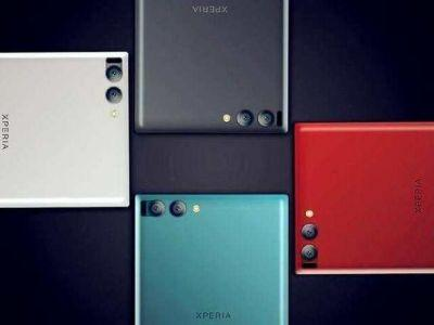 Sony Xperia Edge Is A Bezel-free Concept Phone