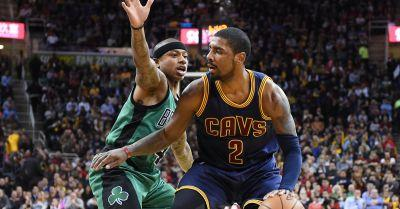 NBA Players React To Kyrie Irving Trade To Celtics