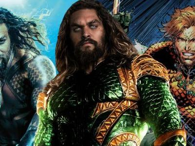 Aquaman's Orange-And-Green Movie Costume Explained