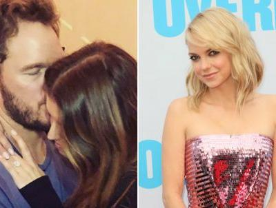 Here's How Chris Pratt Told Anna Faris About His Engagement To Katherine Schwarzenegger