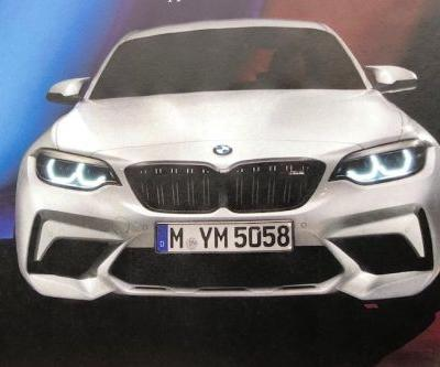 More Details Of BMW M2 Competition