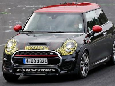 Updated Mini JCW Coming With New Hardware, More Power