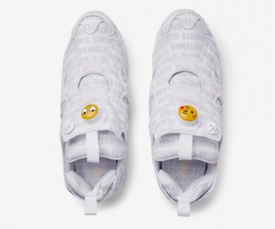 You Can Wear Designer Emojis On Your Feet For $950