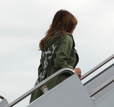 People are furious that Melania Trump wore a jacket saying 'I really don't care, do u?' to visit migrant children. Here's why it's a brilliant political move