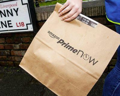 Save $10 on your first Amazon Prime Now order - and more of today's best deals from around the web
