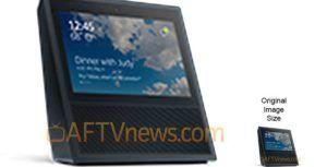 Amazon Echo with built-in touchscreen, codenamed Knight revealed by leakers of Echo Look