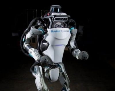 Boston Dynamics' Atlas robot learns parkour for crazy new video