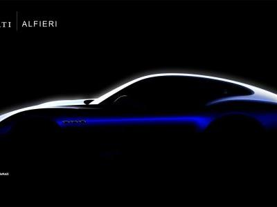 Maserati Alfieri Arriving Next Year With Three Electrified Powertrains