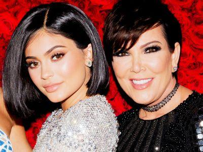 Kris Jenner Is Here For A Kylie Jenner TV Wedding