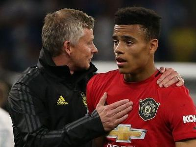 Greenwood is United's best finisher - Solskjaer