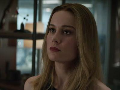 Did Avengers: Endgame Already Reveal Captain Marvel's New Suit?