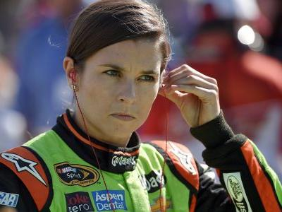GoDaddy to sponsor Danica Patrick in 'Danica Double'