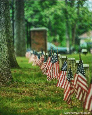 Photos: Memorial Day tributes in West Michigan